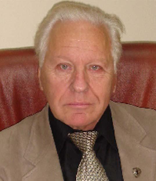 Урусов Вадим Сергеевич, академик РАН, профессор, доктор химических наук