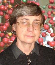 Белоконева Елена Леонидовна, доктор химических наук