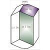 Образцы абразивного инструмента с соосаждёнными сверхтвёрдыми материалами: кубическим нитридом бора, синтетическими и природными алмазными шлифпорошками